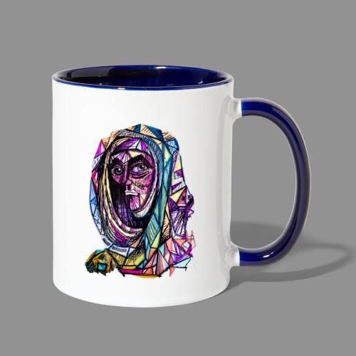 Decompression - Contrast Coffee Mug
