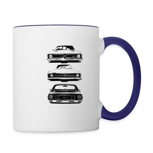 monaro over - Contrast Coffee Mug