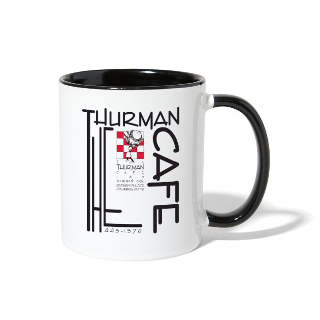 Thurman Cafe Traditional Logo