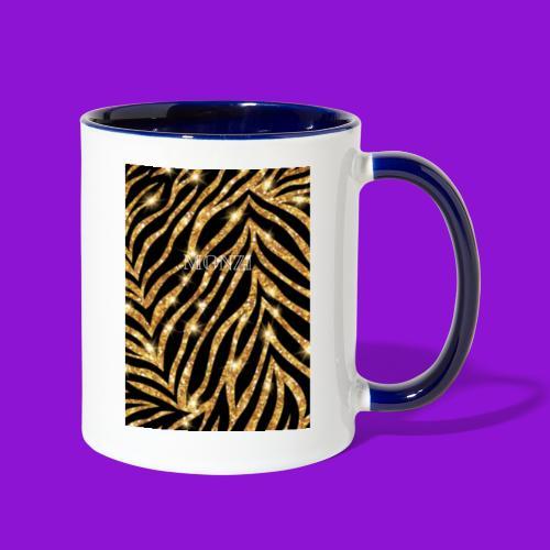 MONZI - Contrast Coffee Mug