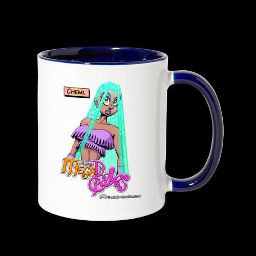 Chemi - Contrast Coffee Mug