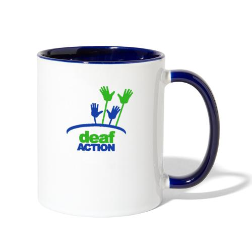 DA logo Color - Contrast Coffee Mug