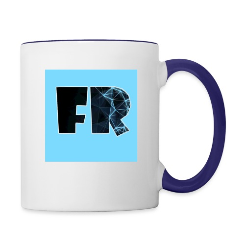 Fanthedog Robloxian - Contrast Coffee Mug