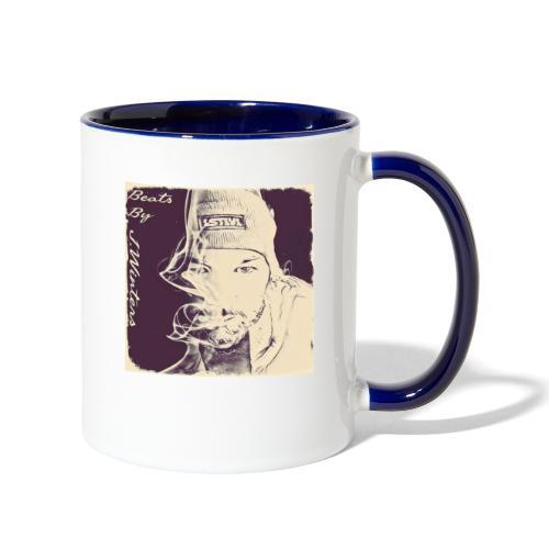 Beats by winters - Contrast Coffee Mug