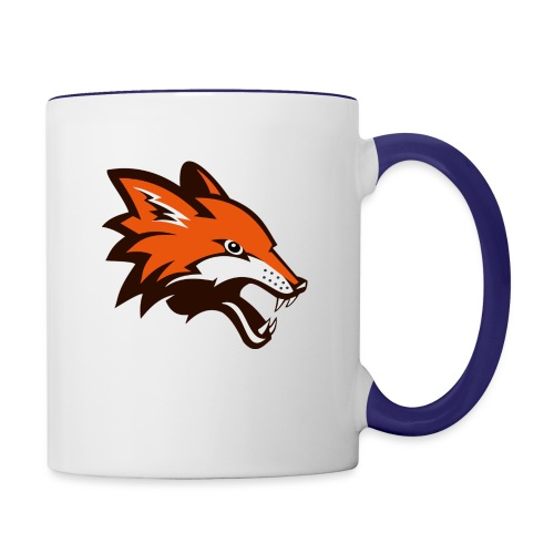 The Australian Devil - Contrast Coffee Mug