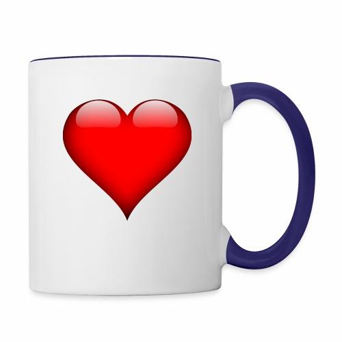 pic - Contrast Coffee Mug