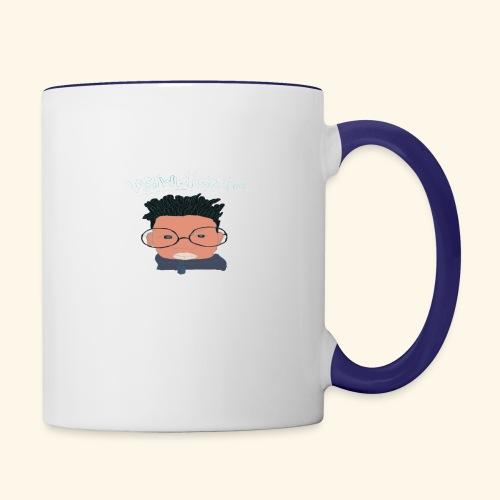 weiweigang logo edit - Contrast Coffee Mug