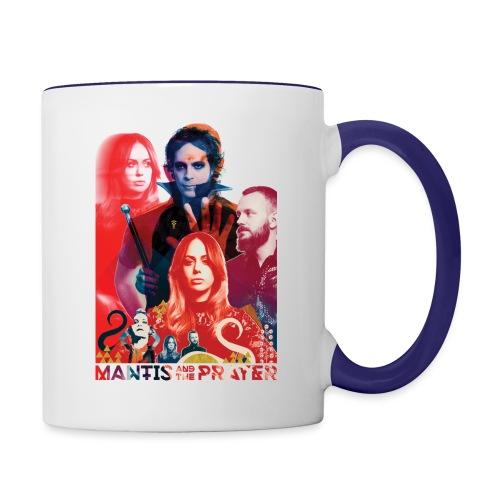Mantis and the Prayer- Magick Image - Contrast Coffee Mug