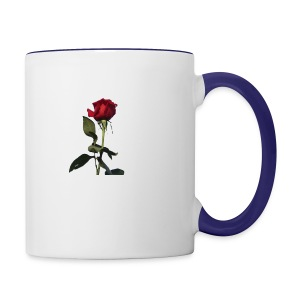 Rose gooo - Contrast Coffee Mug