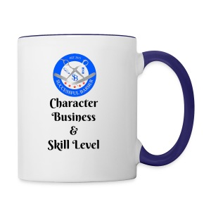 SB Seal Design - Contrast Coffee Mug