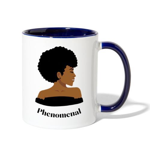 Phenomenal - Contrast Coffee Mug