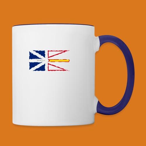 Talks from Home - Contrast Coffee Mug