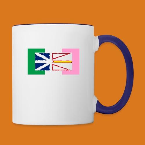 hybrid - Contrast Coffee Mug