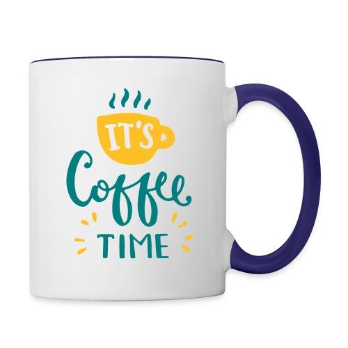 Coffee - Contrast Coffee Mug