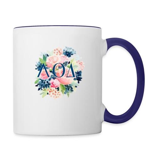 Watercolor Pin - Contrast Coffee Mug