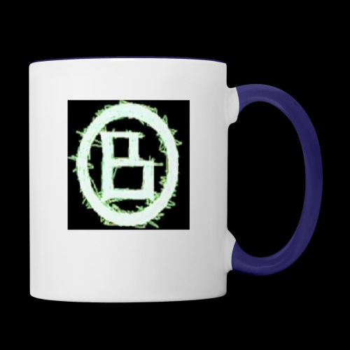 The BD Logo - Contrast Coffee Mug