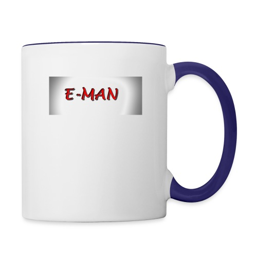 E-MAN - Contrast Coffee Mug