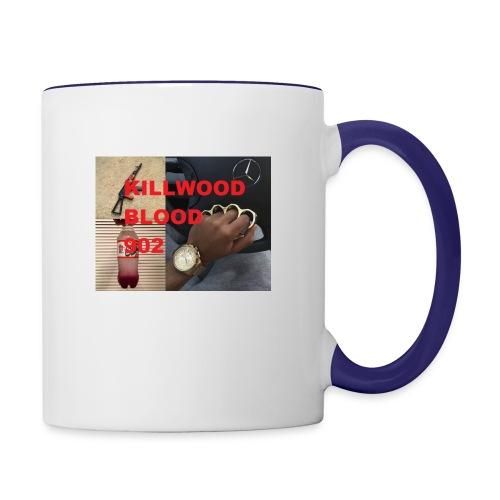 Killwood Blood 902 - Contrast Coffee Mug