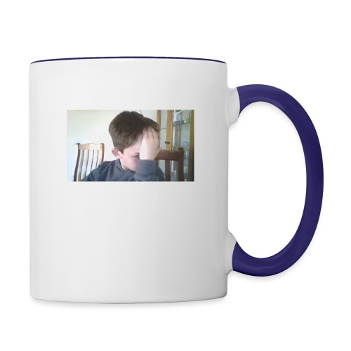 Luiz FAce!! - Contrast Coffee Mug