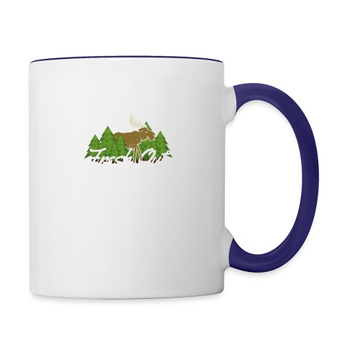Fresh Out Nature Collection - Contrast Coffee Mug