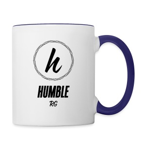 Humble - Contrast Coffee Mug