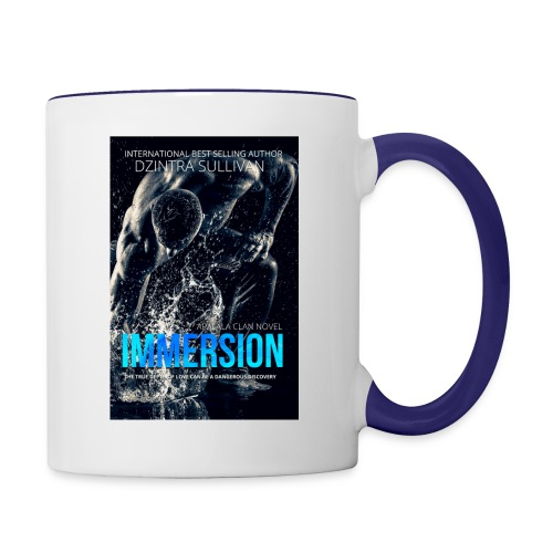 Immersion cover - Contrast Coffee Mug