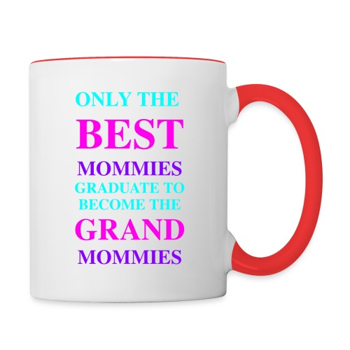 Best Seller for Mothers Day - Contrast Coffee Mug