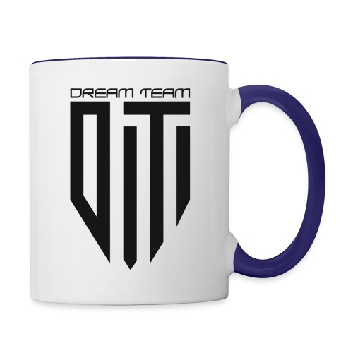 1 - Contrast Coffee Mug