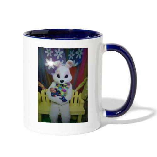 flash - Contrast Coffee Mug