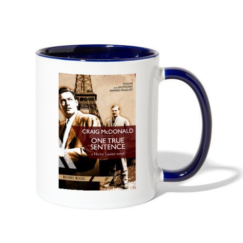 OneTrueSentencex2700 - Contrast Coffee Mug