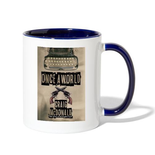 Oncex2700nologo - Contrast Coffee Mug