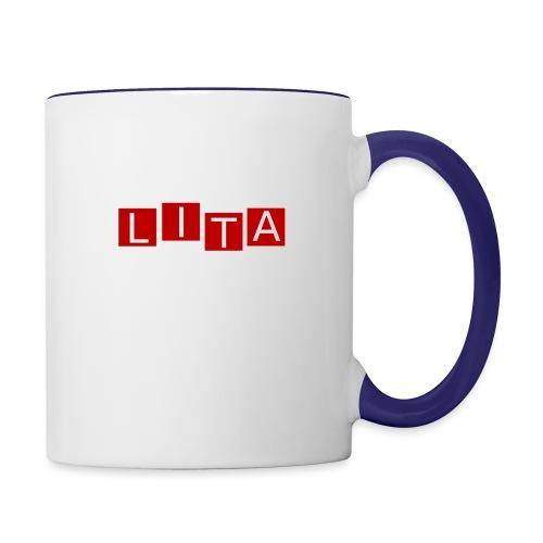 LITA Logo - Contrast Coffee Mug