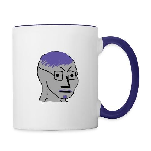 Neville Percival Croft - Contrast Coffee Mug
