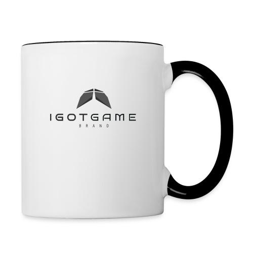 IGOTGAME ONE - Contrast Coffee Mug