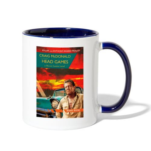 HEADGAMESx2700 - Contrast Coffee Mug