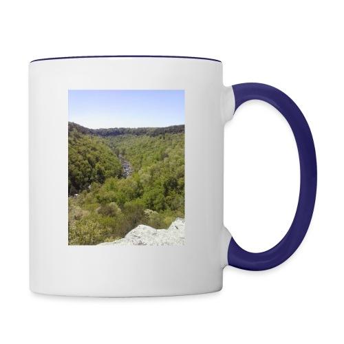 LRC - Contrast Coffee Mug