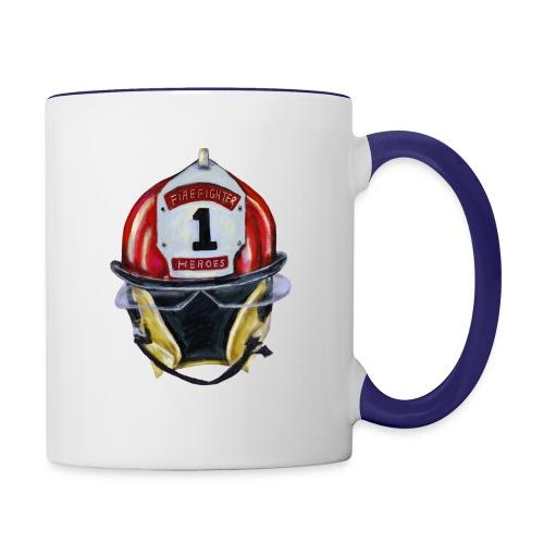 Firefighter - Contrast Coffee Mug