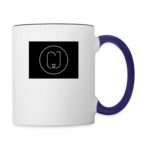 CJ - Contrast Coffee Mug