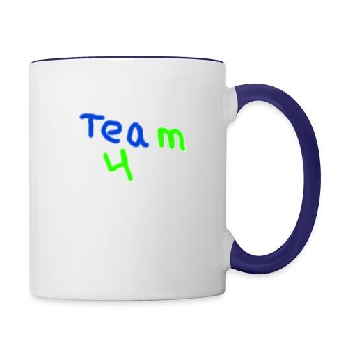 logo - Contrast Coffee Mug