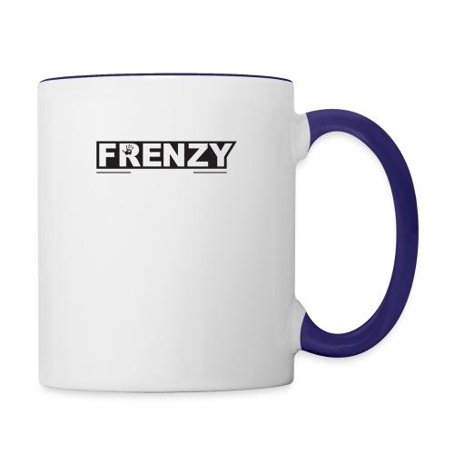 Frenzy - Contrast Coffee Mug