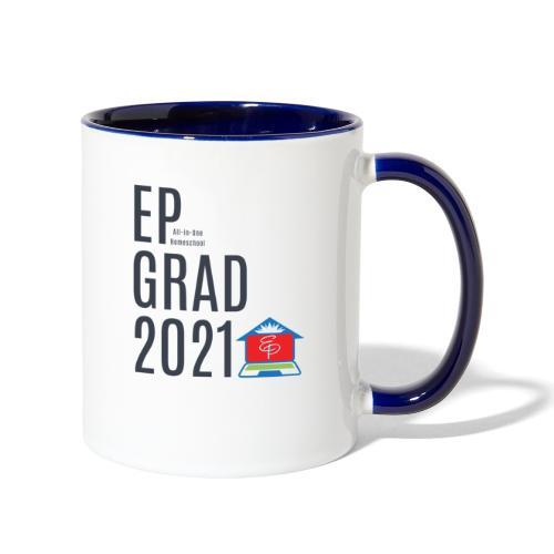 EP GRAD 2021 - Contrast Coffee Mug