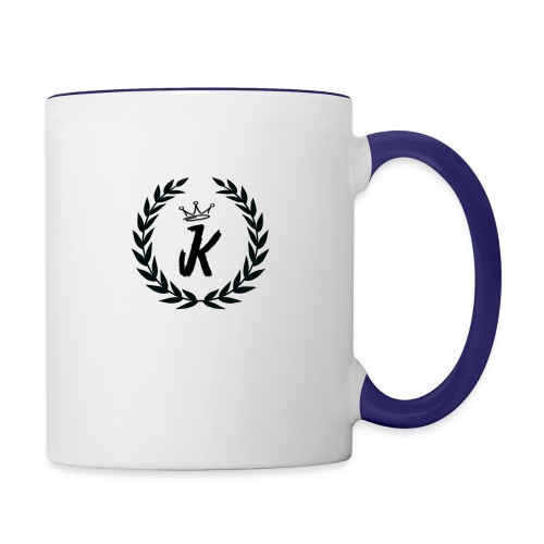 KVNGZ APPAREL - Contrast Coffee Mug