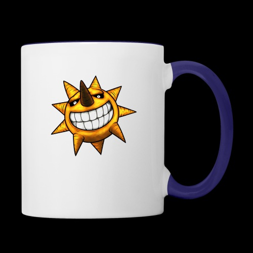 Soul Eater Sun - Contrast Coffee Mug
