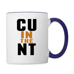 CU in the NT - Contrast Coffee Mug