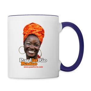 Paul in Rio Radio - Mágica garota - Contrast Coffee Mug