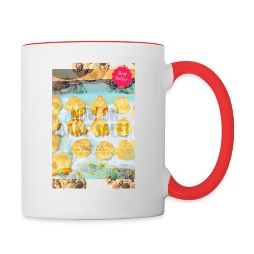 Best seller bake sale! - Contrast Coffee Mug