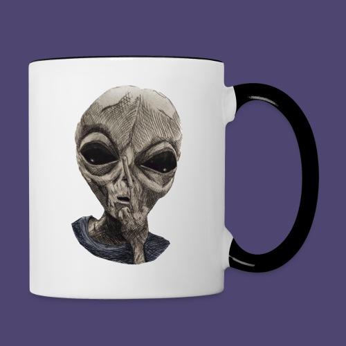 Fuck Conformity - Contrast Coffee Mug