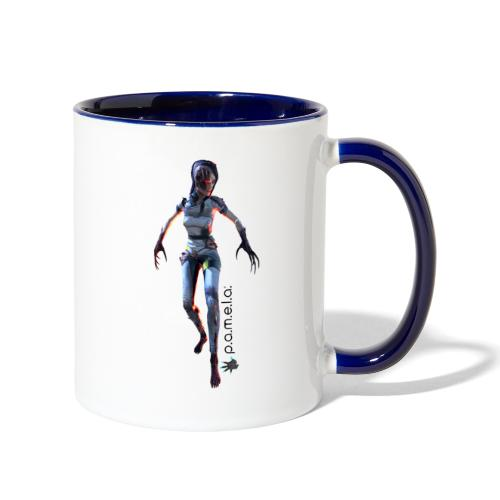 P.A.M.E.L.A. Widow - Contrast Coffee Mug