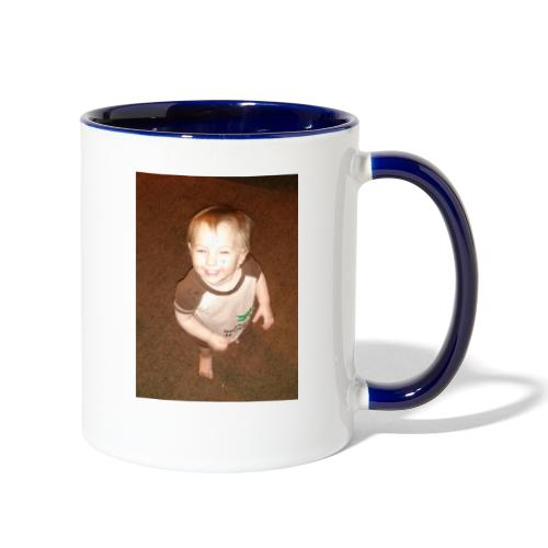 go to flash.nat - Contrast Coffee Mug