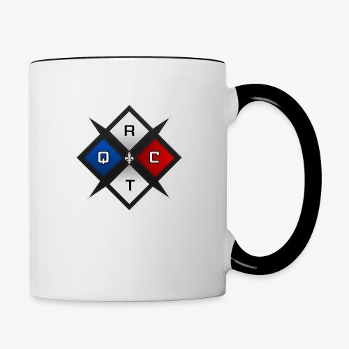 RTQC Logo - Contrast Coffee Mug